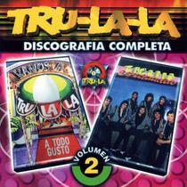 Tru La La - Discografia Completa Volumen 2 - Los Chiquibum
