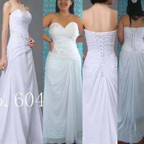 Vestido De Noiva Plus Size Tomara Que Caia - Barato