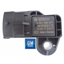 Sensor Map Astra Opel Pressão Coletor 0281006077 Original Gm