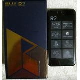 Telefono Blu R2 Hd 16g 2g De Ram 4g