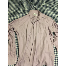 Camisa Nina Ricci Hombre 34/35 15 1/2 Slim Fit