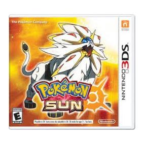 Pokémon Sun + Pokémon Rubi