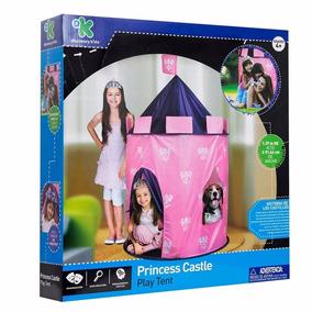 Castillo Casita Casa Campaña Armable Discovery Kids Princesa