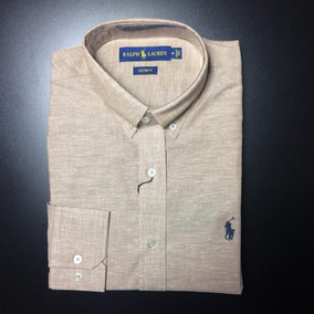 Casaco De Linha Pullover Polo Ralph Lauren Creme Bege M - Calçados ... 65cf7e241c299