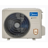 Condensadora Split Midea Inverter 9.000btu Quente Frio 220v