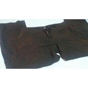 Pantalon Para Dama De Lino Talla 12 (m) Muy Bonito