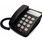 Teléfono Mesa Dti Dtp210 Manos Libres Números Grandes Eps