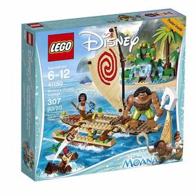 Lego Moana Disney Original Niñas Juegos Juguetes Princesa