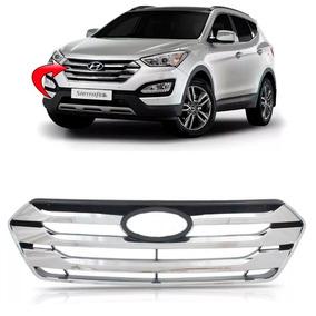 Grade Dianteira Hyundai Santa Fe Ano 2014 2015 2016