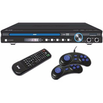 Dvd Player Bak Bk-dvd-46gs Ubs - Sd - Karaoke - Game