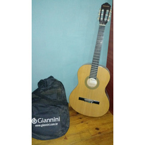 Violão Giannini - Model:gcx-15n