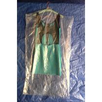 Bolsa Tintoreria Para Vestido Cubrepolvo 60x120 Envio Gratis