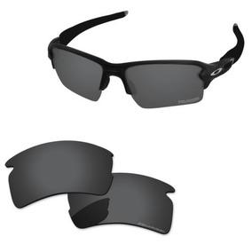 Papaviva Pro Para Lentes De Oakley Flak 2.0 Xl Negro Gris 78e5062409