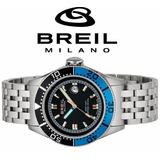 Reloj Breil Original Bw0403 Manta1970 Swiss Made Garantia