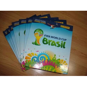 Figurinhas Avulsas Da Copa Do Mundo 2014 R$ 1,00