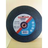 Disco Corte De Metal Tronzadora 14 X1/8x1 Pulg. Tauro Tools