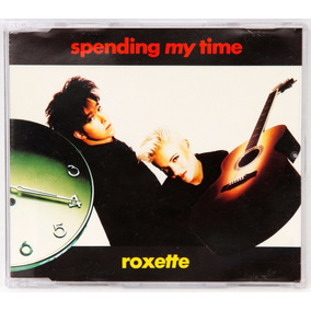 Roxette Spending My Time Cd Ep Per Gessle Marie Fredriksson