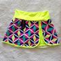 Falda Shorts Deportivo Fitness (producto Brasileño)
