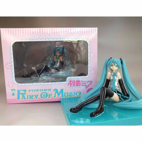 Hatsune Miku - Figure Fairy Of Music - Vocaloid - Sega