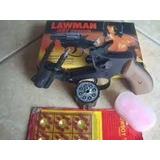 Revolver Rambo Espoleta Anos 80 + Espoletas + Esferas