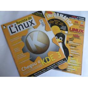 Revista Do Linux - 2 Unidades Numero 28 E Numero 2 Antigas