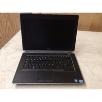 Laptop Dell Latitude E6430 Core I5 A 2.6 Ghz 4gb Ram 320hdd