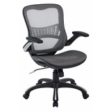 Silla De Oficina Office Star Color Gris