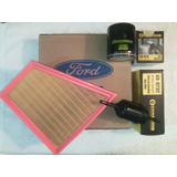 Kit De Filtros (aire-gasolina-aceite) Ford Ecosport