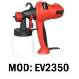 Pistola Para Pintar Con Compresor Marca Evol Mod.ev2350