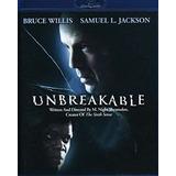 Unbreakable / El Protegido Blu-ray Nueva/sellada
