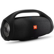 Caixa Bluetooth Jbl Boombox 60w Preta, P2, Estéreo, Bateria