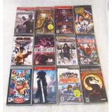 11 Juegos Psp God Of War Final Fantasy Tekken Castlevania