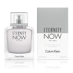 Perfume Eternity Now Ck Calvin Klein Caballero 100ml