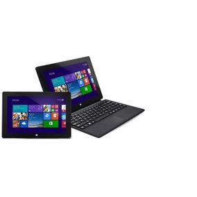 Notebook 2 Em 1 Atom Quad Core Mem 2gb 32gb Ssd Tela 10