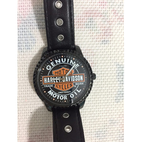 Reloj Harley Davidson By Bulova 2011 Hd