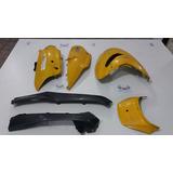 0591 -kit Carenagem Dafra Smart 125 (usado) 2009