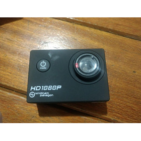 Câmera Esportiva Kindcam Paragon Alta Definição Hd 12mp