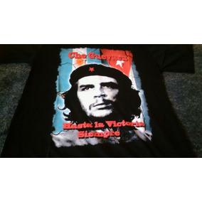 Remera-negra-che Guevara