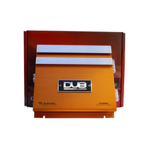 Amplificador Dub Dub5002 Dos Canales 1500 Watts Maximos
