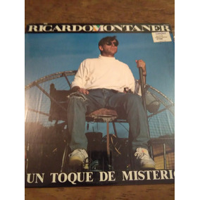 Ricardo Montaneros Un Toque De Misterio Lp