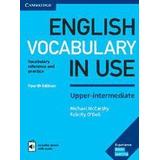 English Vocabulary In Use. Upper-intermediate Fourth Edition