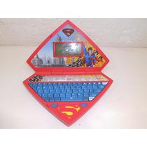 Laptop Computadora Niños Juego Interactivo Superman #184