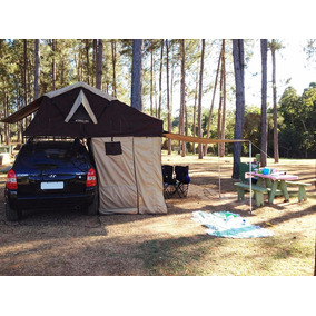 Barraca Automotiva De Teto Universal Topcamp Família+ Cworld