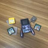Game Boy Color Más Accesorios Más Juegos