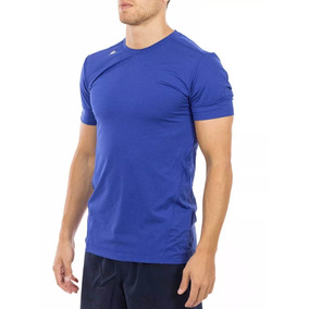 Remera Deportiva Kappa 4training Flag Blue Royal Mel