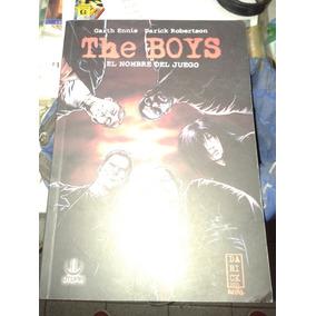 The Boys - Garth Ennis