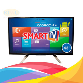 Tv Led Diggio 43 Smart Android Hd Wifi Antena Soporte Pared