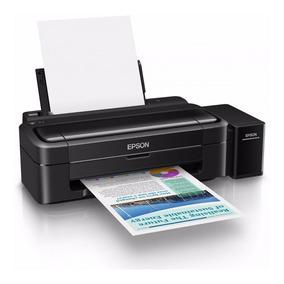 Impresora Epson L310 + Tintas Epson Originales Ecotank Usb
