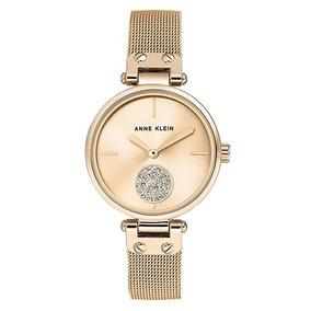 Reloj Anne Klein Modelo: Ak3000chgb Envio Gratis