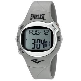 Reloj Everlast 100% Original, Con Lector De Huella